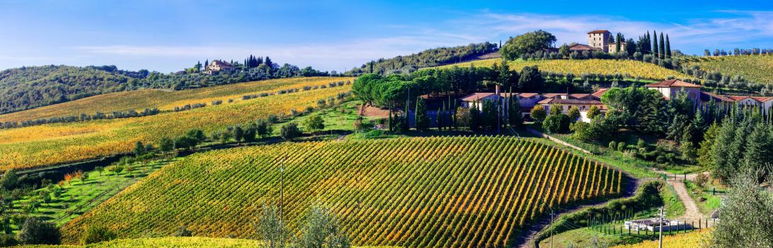 Italien Toscana