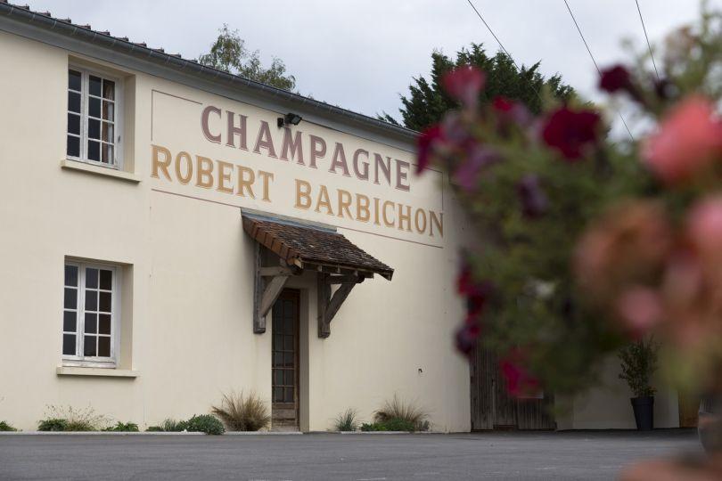 Champagnerhaus Robert Barbichon