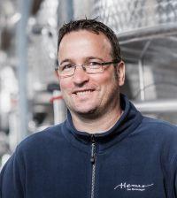 Andreas Hemer vom Weingut Hemer