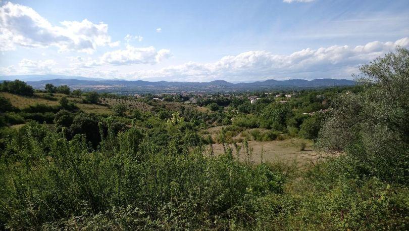 Ardéche Landschaft