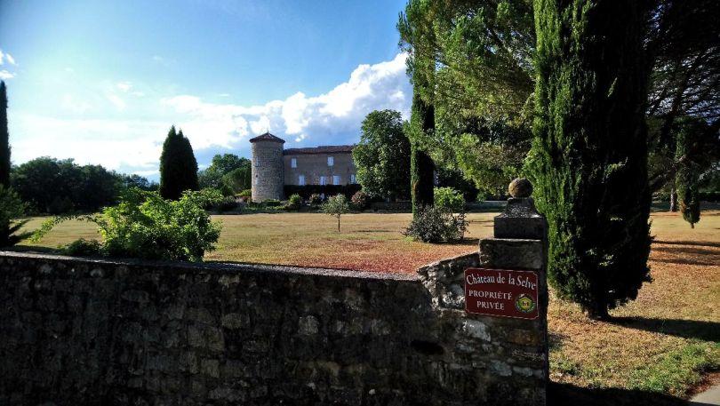 Chateau de la Selve Anwesen Schloß