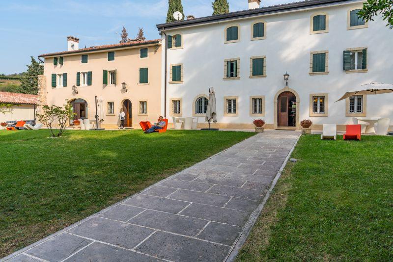 Das Wohnhaus Massimago