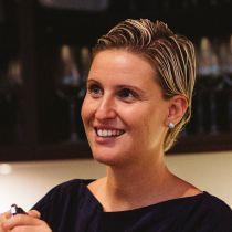 Carolin Spanier-Gillot vom Weingut Kühling-Gillot