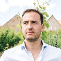 Hans-Oliver Spanier vom VDP Bioweingut BattenfeldSpanier im Portrait