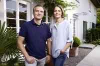 Philipp Wittmann und Frau Eva Weingut Wittmann