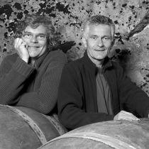 Familie Amirault Le Clos des Quarterons im Keller Biowein von der Loire